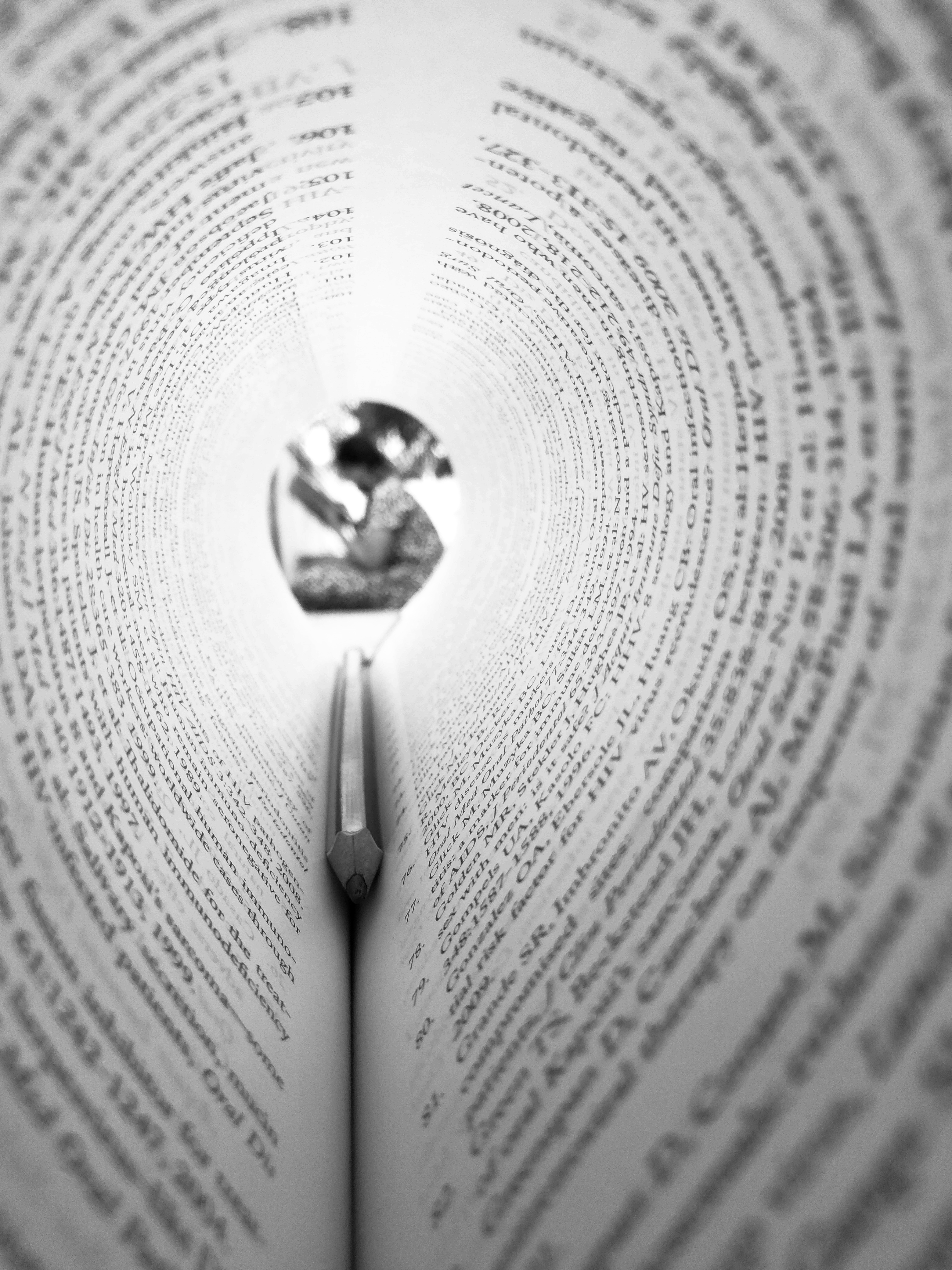 into the world of knowledge